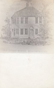 RP: Old Court House , WESTMINSTER , Vermont , 00-10s