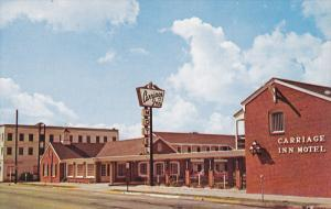 Carriage Inn Motel , VIRGINIA BEACH , Virginia , 40-60s
