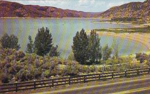 Utah Coalville Echo Reservoir