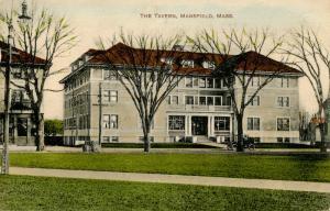 MA - Mansfield. Mansfield Tavern