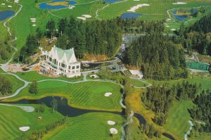 Swan-e-set Bay Resort and Country Club Golf Course Pitt Meadows British Colum...