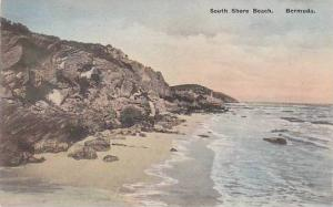 Bermuda South Shore Beach Albertype