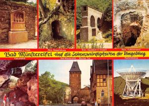 Germany Bad Munstereifel multiviews Heidentemple in Pesch Kakushohle