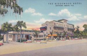 Florida Daytona Beach The Ridgewood Hotel