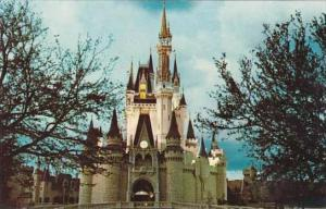 Florida Walt Disney World Cinderella Castle Fantasyland
