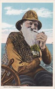 The Jolly Old Fisherman Curteich
