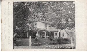 Fischer Farm, Washington, Mass.1916