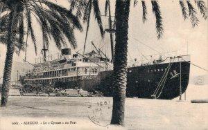 Nautica Ajaccio Le Cyrnos au Port 03.29