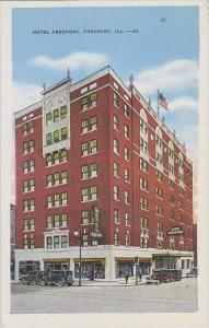 Illinois Freeport Freeport Hotel