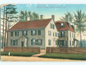 Divided-Back INSANE ASYLUM Concord New Hampshire NH W6428-12