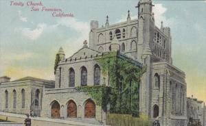 Trinity Church, SAN FRANCISCO, California, 00-10´s
