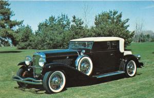 Auburn Indiana~Auburn-Cord-Duesenberg Museum~1931 Duesenberg Model J~Classic Car
