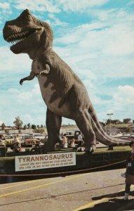 GLEN ROSE , Texas , 1950-60s ; Tyrannosaurus
