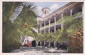 Approach to Hotel Royal Victoria, Nassau, Bahamas, 00-10s