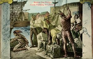 MA - Boston. Boston Tea Party