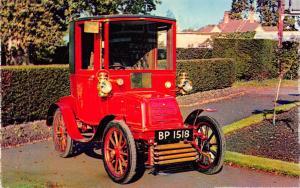 Vintage Car Postcard Georges Richard 10hp (1902) by Harvey Barton & Son #C6203