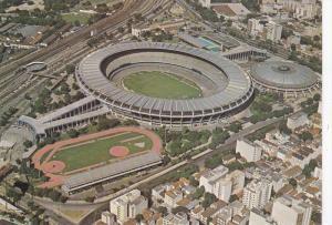 Rio De Janeiro , Brazil , 60-70s ; Mario Filho Stadium