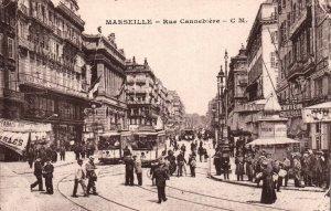 Rue Cannebiere,Marseille,France BIN