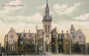 TORONTO, Ontario, Canada, 1900-1910's; Knox College