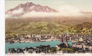 Switzerland Luzern und Pilatus