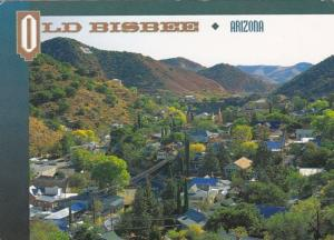 Arizona Old Bisbee Panoramic View