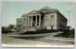 Des Moines Iowa~First United Methodist Episcopal Church c1910 CU Williams PC