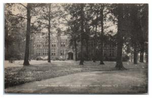 1952 Drew Theological Seminary, Drew University, Madison, NJ Postcard