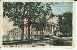 Pittsfield,Mass., House of Mercy Hospital
