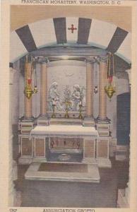 Washington DC Franciscan Monastery Annunciation Grotto