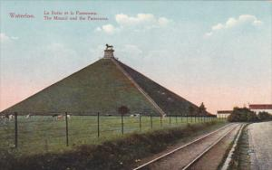 The Mound and The Panorama Waterloo Belgium