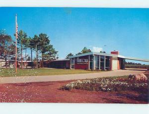 Pre-1980 HANFORD MOTEL Mason City Iowa IA M4439