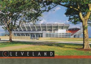 New Cleveland Browns Football Stadium - Cleveland, Ohio