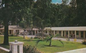 Florida Ocala Byerley's Court Silver Springs Boulevard 1955