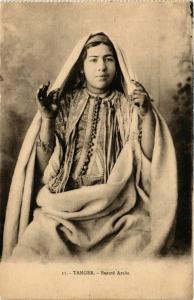 CPA Tanger Beaute Arabe MAROC (824811)