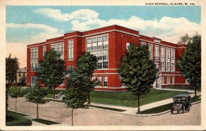 West Virginia Elkins High School