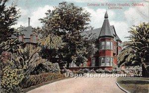 Fabiola Hospital - Oakland, CA