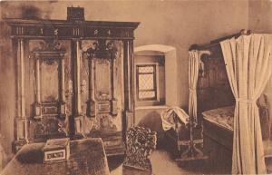 BG36429 hohkoenigsbourg chambre a coucher   Haut-Kœnigsbourg france