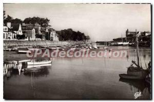Modern Postcard Pouliguen port of La Baule Pouliguen