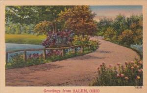 Ohio Greetings From Salem