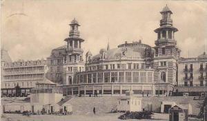 Belgium Blankenberge Le Kursaal 1913