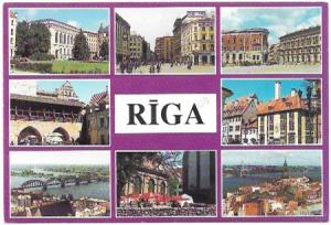 Riga, Latvia.  Nice pictures of Riga, the Capital of Latvia