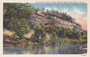 Butler Bluff South Of Noel Missouri