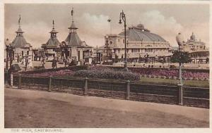 The Pier, Eastbourne (Sussex), England, UK, 1910-1920s