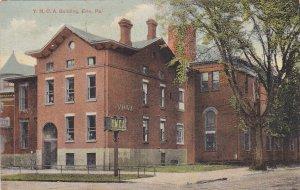 ERIE, Pennsylvania, 1900-1910s; Y.M.C.A.  Building