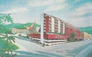 The Majestic Hotel, Towers & Baths, Hot Springs National Park, Arkansas 1967
