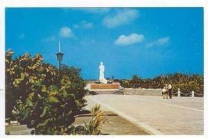 Statue Princess Wilhelmina, Aruba, N. A., 40-60s