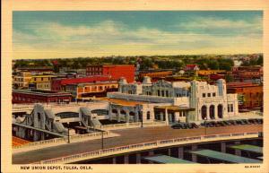 New Union Depot Tulsa Oklahoma