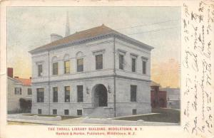 12286   NY Middletown 1904  The Thrall Library