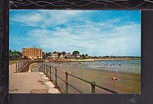 Waterfront and Shore Drive,Lynn,MA Postcard BIN