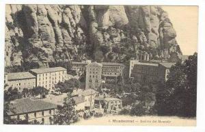 Montserrat, Spain, 00-10s Recinto del Monestir